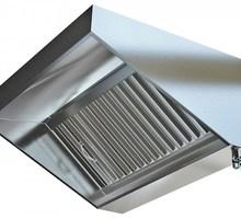 Вентиляция- Вытяжной зонт - Оборудование для HoReCa в Севастополе