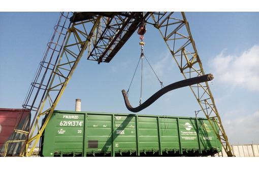 Погрузка, выгрузка вагонов, хранение, экспедирование грузов в Крыму. - Грузовые перевозки в Севастополе