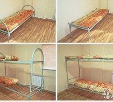 Металлические армейские кровати - Мебель для спальни в Черноморском