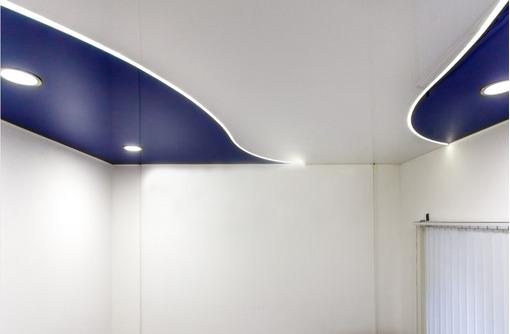 Натяжные потолки любых типов и сложности за 4 часа в Феодосии. Гарантия качества и доступной цены. - Натяжные потолки в Феодосии