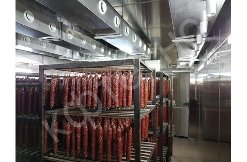 Оборудование для камеры созревания сыровяленой продукции КФТЕХНО - Продажа в Черноморском