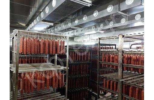 Климатическая камера копчения сырокопченых колбас - Продажа в Черноморском