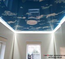 Парящие натяжные потолки LuxeDesign-своеобразная игра света - Натяжные потолки в Крыму