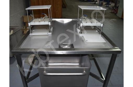 Ручной многоигольчатый инъектор для инъектирования филе рыбы или курицы - Продажа в Черноморском