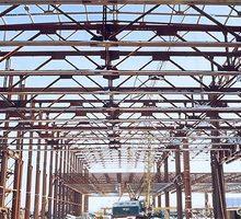 Быстровозводимые здания, ангары, фермы, силосы, бункеры резервуары. - Строительные работы в Симферополе