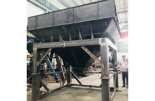 Производство промышленных металлоконструкций : силоса, бункеры, ангары, лестницы, резервуары. - Услуги в Севастополе