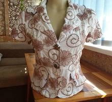 Блуза - пиджак женский - Женская одежда в Бахчисарае