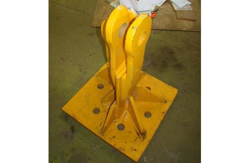 Производство креплений (пристёжки) для башенного крана - Строительные работы в Севастополе