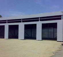 Изготовляем гаражи, ворота, навесы, лестницы, ангары - Металлические конструкции в Севастополе