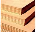Фанера влагостойкая ФСФ береза 30мм (строительная) 2,44х1,22 м - Пиломатериалы в Симферополе