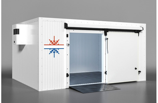 Холодильные Морозильные Камеры Промышленные - Продажа в Севастополе