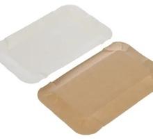 Тарелка картонная 13х20см - Посуда в Крыму