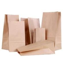 Бумажные крафт пакеты оптом - Посуда в Симферополе