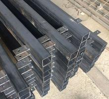 Столбы металлические - Металлы, металлопрокат в Феодосии