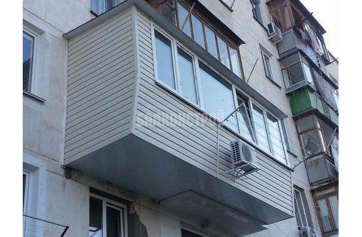 """""""БалконСтрой""""! Балконы,лоджии """"под ключ"""" профессионально!, фото — «Реклама Севастополя»"""