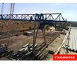 Сдам в аренду площадку 2000 кв м с жд путями и козловым краном гп 32 тонны, фото — «Реклама Севастополя»