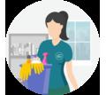 Посудомойщица-уборщица - Бары / рестораны / общепит в Симферополе
