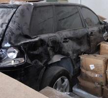 Продам на запчасти VW Тouareg - Легковые автомобили в Симферополе