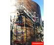 Металлические каркасы, ёмкости, резервуары до 3500 кб.м нестандартные конструкции из металла., фото — «Реклама Севастополя»