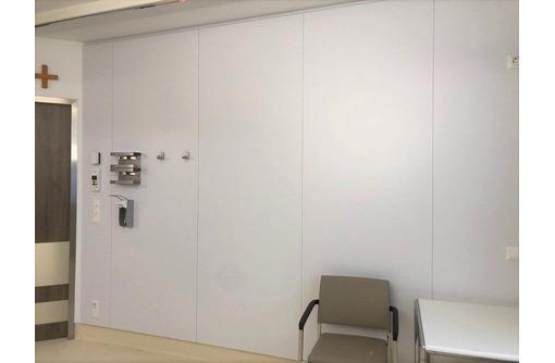 Компактный медицинский пластик листовой HPL ДБСП для медицинских интерьеров и предприятий питания Г1 - Ремонт, отделка в Севастополе