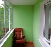 Внутренняя отделка балкона или лоджии - Балконы и лоджии в Керчи