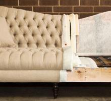 Обивка и перетяжка мягкой мебели - Сборка и ремонт мебели в Керчи