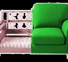 Перетяжка и ремонт всех видов мягкой мебели - Сборка и ремонт мебели в Симферополе