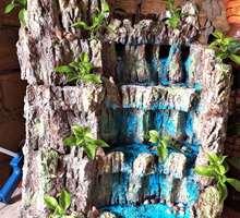 Декоративные фонтаны - Садовая мебель и декор в Крыму