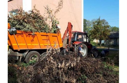 Вывоз мусора с дачи вывоз строительного мусора - Вывоз мусора в Севастополе