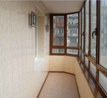 Внутренняя отделка балкона или лоджии - Балконы и лоджии в Симферополе