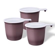Чашка одноразовая пластиковая для горячих напитков 200 мл - Посуда в Симферополе