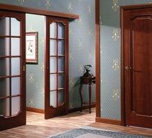 Производим качественную установку дверей. - Ремонт, установка окон и дверей в Симферополе