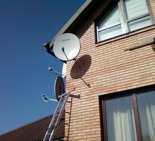Установка и обслуживание спутниковых и эфирных ТВ - антенн. - Спутниковое телевидение в Феодосии