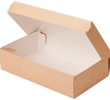 Упаковка для десертов Eco Cake 1900 - Посуда в Симферополе