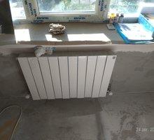 Монтаж отопления Установка радиаторов Ремонт газовых котлов - Газ, отопление в Ялте