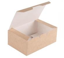 Упаковка Eco Fast Food Box L для наггетсов, крыльев - Посуда в Симферополе