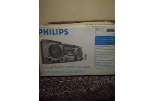 Продам новый муз.центр Philips - Музыкальные центры и магнитолы в Севастополе