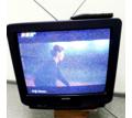 Телевизор  SAMSUNG, цветной, б/у - Телевизоры в Симферополе