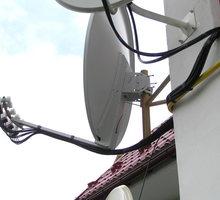 Спутниковые антенны - установка, настройка ремонт - Спутниковое телевидение в Феодосии