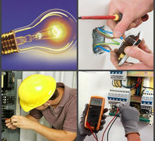 Услуги электрика монтаж, замена проводки - Электрика в Феодосии