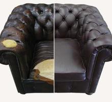 Обивка и перетяжка мягкой мебели - Сборка и ремонт мебели в Феодосии