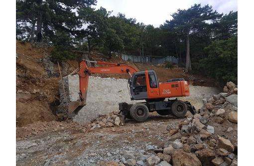 Земляные работы, доставка сыпучих материалов в Алуште – оперативно, доступно! - Строительные работы в Алуште