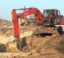 Земляные работы, доставка сыпучих стройматериалов в Форосе – быстро и качественно! - Вывоз мусора в Крыму