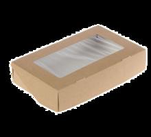 Упаковка / Коробка / Контейнер навынос Eco Tabox 1500 - Посуда в Симферополе