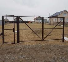 Ворота и калитки - Садовый инструмент, оборудование в Черноморском