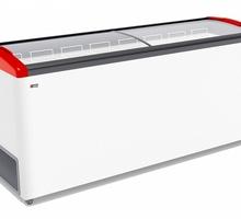 Ларь морозильный с гнутым стеклом Gellar FG 700 E - Продажа в Симферополе