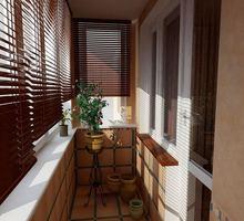Утепление и отделка, обшивка балконов, лоджий. Недорого. - Балконы и лоджии в Симферополе