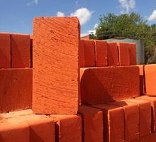 Кирпич М 125 от производителя оптом - Кирпичи, камни, блоки в Крыму