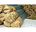 Сетка Рабица оцинкованная в рулонах - Металлы, металлопрокат в Черноморском
