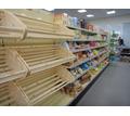 Стеллаж с накопительными хлебными полками 1 м - Продажа в Симферополе
